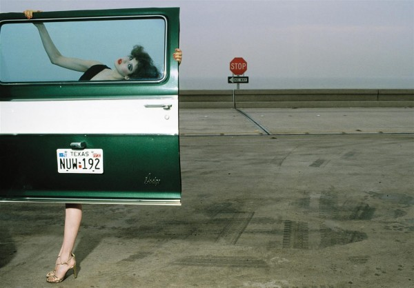 Guy Bourdin of Paris Arts & Curation by Sokora Vora